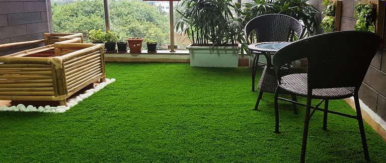 Qual a ligação entre grama sintética e sustentabilidade erbus