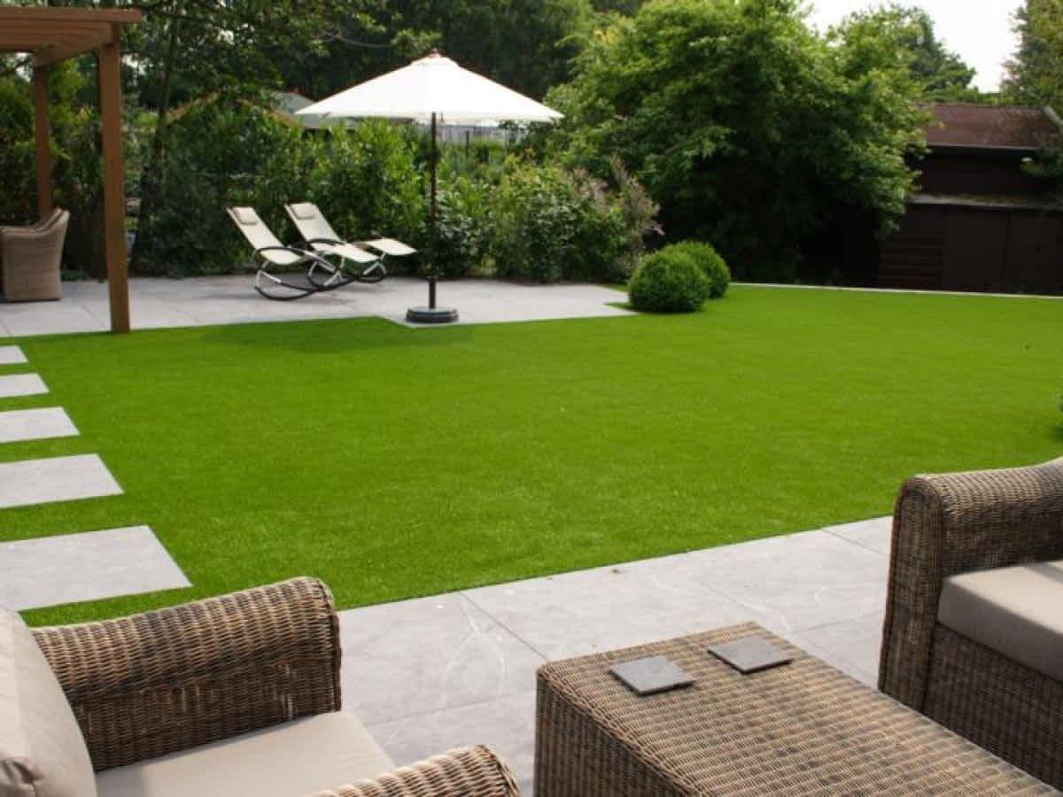 Grama Sintética Decorativa: maneiras de aproveitar melhor seu quintal